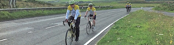 Cycling banner images